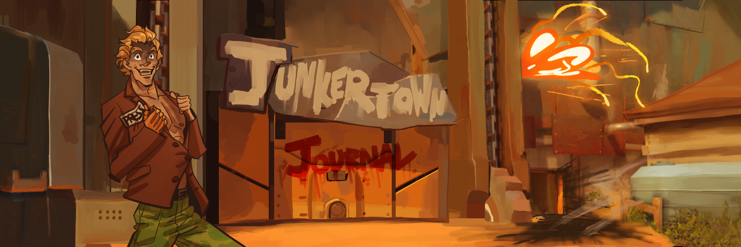 Junkertown Journal